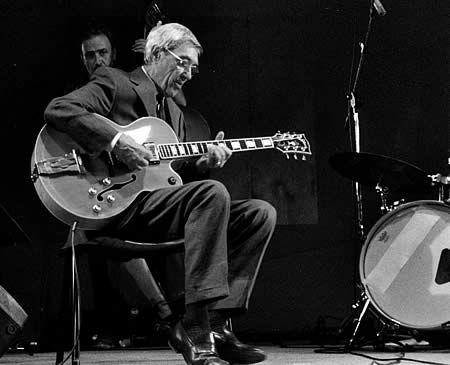 EVENTI: Franco Cerri in Trio, il concerto